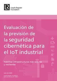 spanish report cover